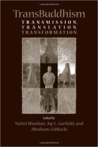 Bhushan TransBuddhism cover art