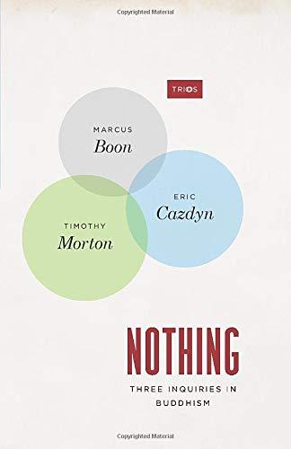 Boon et al Nothing Three Inquiries cover art