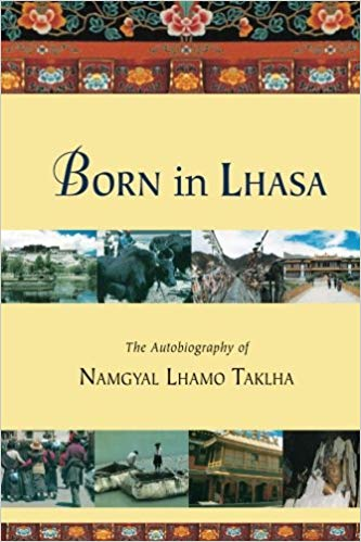 Taklha Born in Lhasa cover art