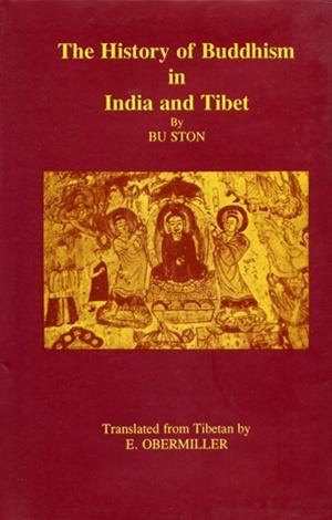 Bu-ston History of Buddhism Volume 1 cover art