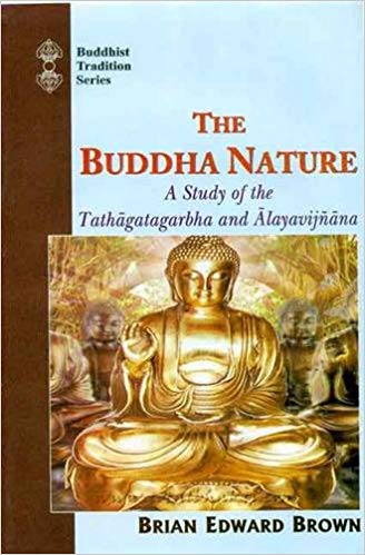 Brown Buddha Nature cover art