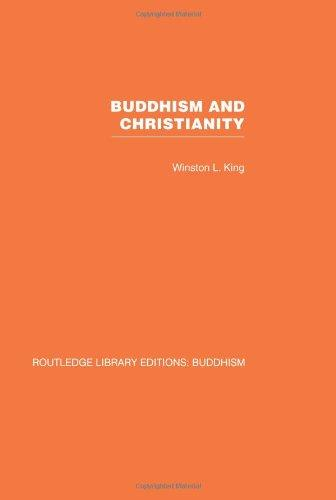 King Buddhism and Christianity cover art