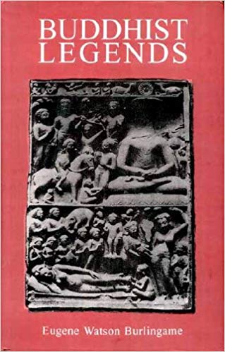 Buddhaghosa Buddhist Legends cover art