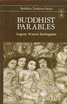 Burlingame Buddhist Parables cover art
