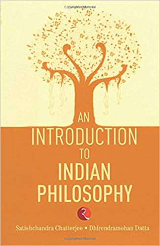 Chatterjee Intro to Indian Philosophy cover art