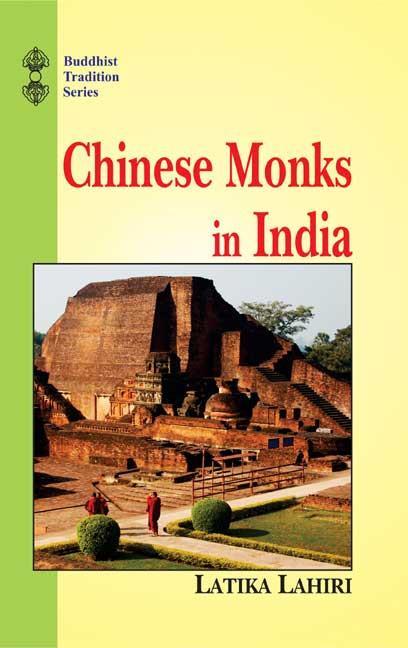 Lahiri Chinese Monks in India cover art