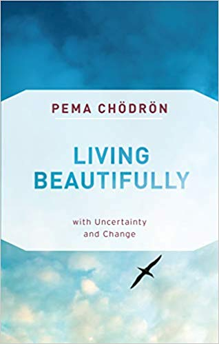 Pema Living Beautifully cover art