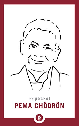The Pocket Pema Chödrön book cover