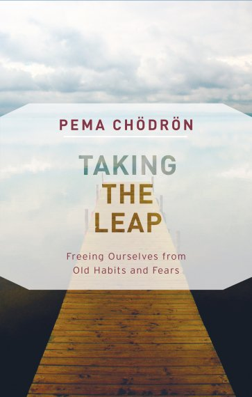 Pema Taking Leap cover art