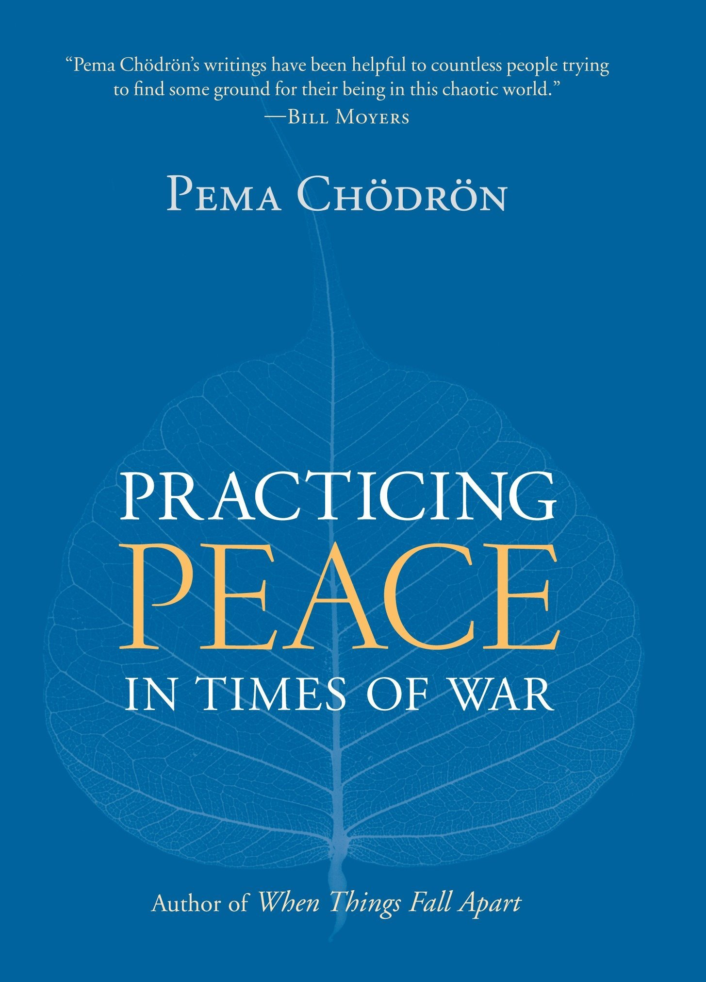 Pema Practicing Peace cover art