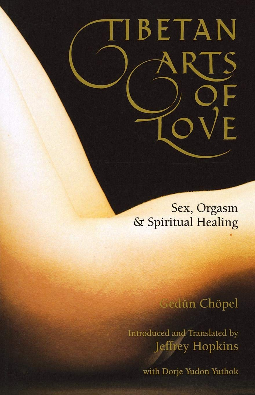 Chöpel Arts of Love cover art