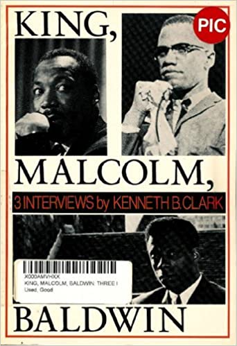 King Malcolm Baldwin cover art
