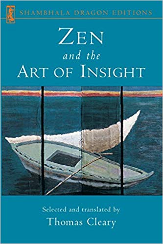 Cleary Art of Insight cover art