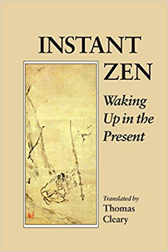 Cleary Instant Zen cover art