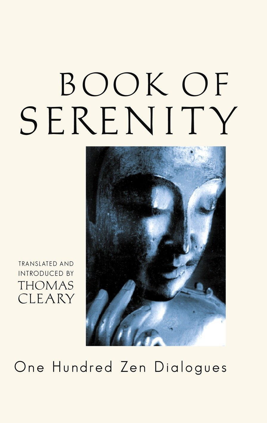 Cleary Book of Serenity cover art