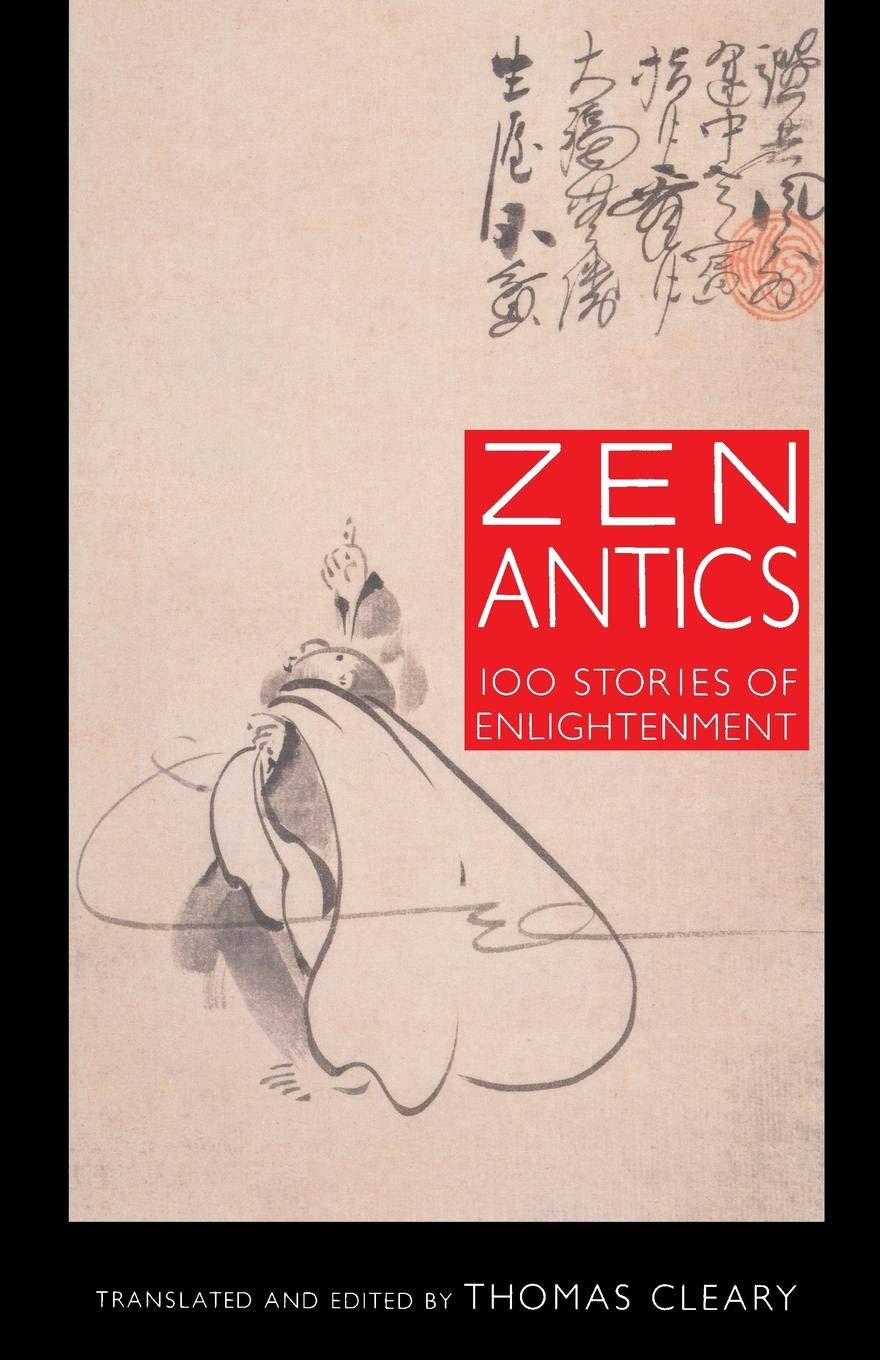 Cleary Zen Antics cover art