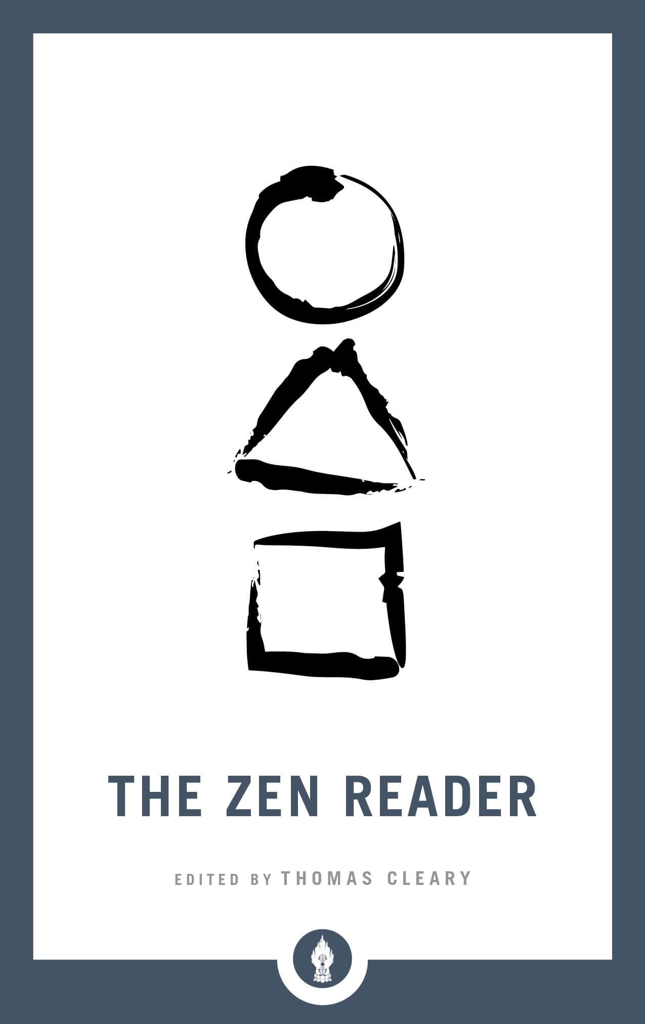 Cleary Zen Reader cover art