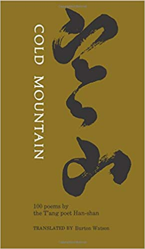 Han-Shan Cold Mountain Watson cover art
