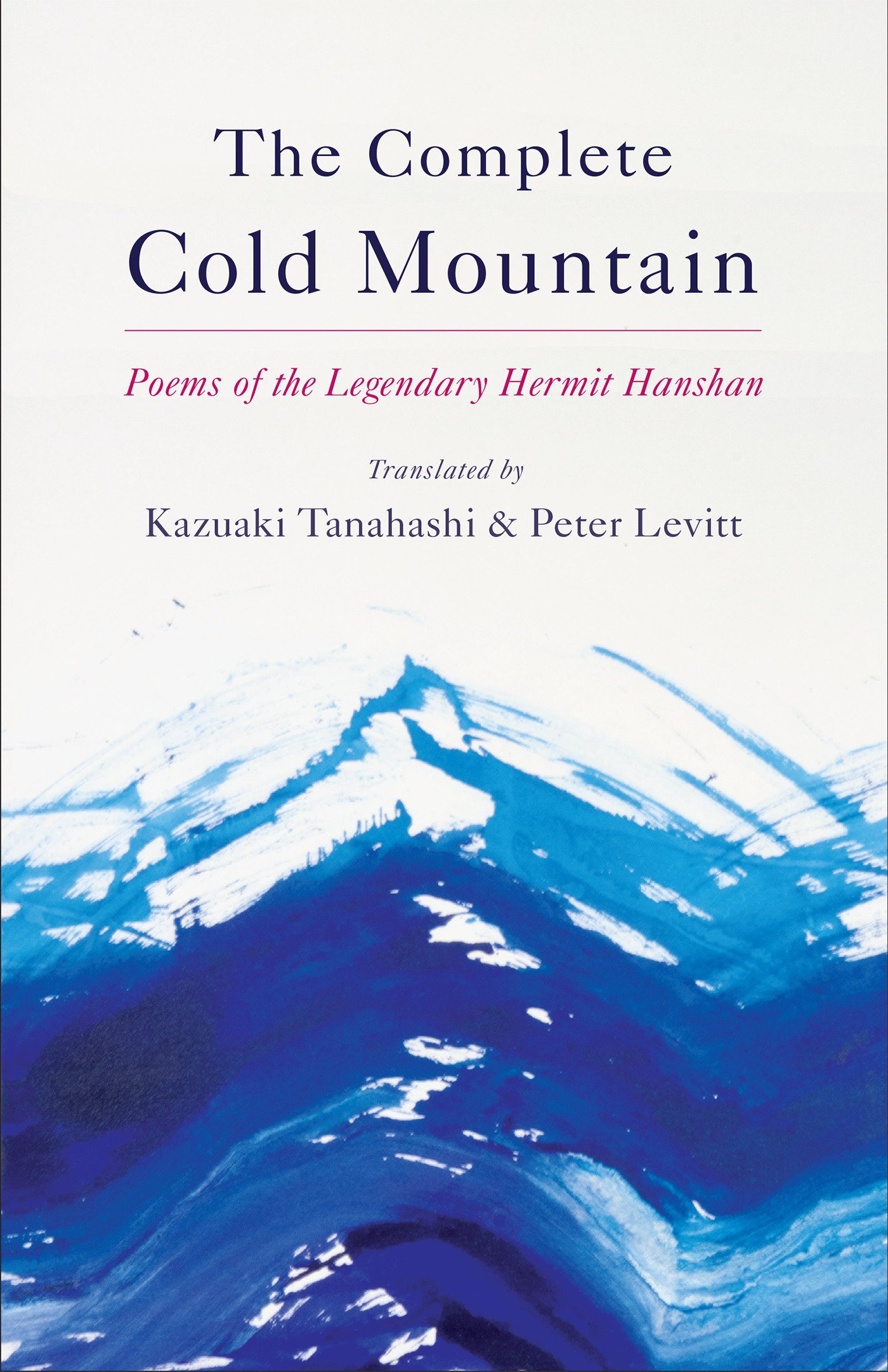 Hanshan Complete Cold Mountain cover art
