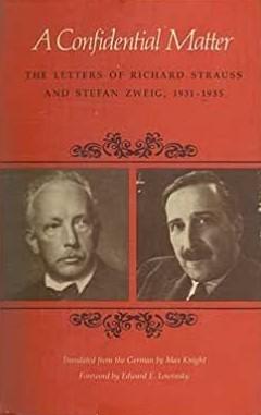 Zweig Strauss cover art