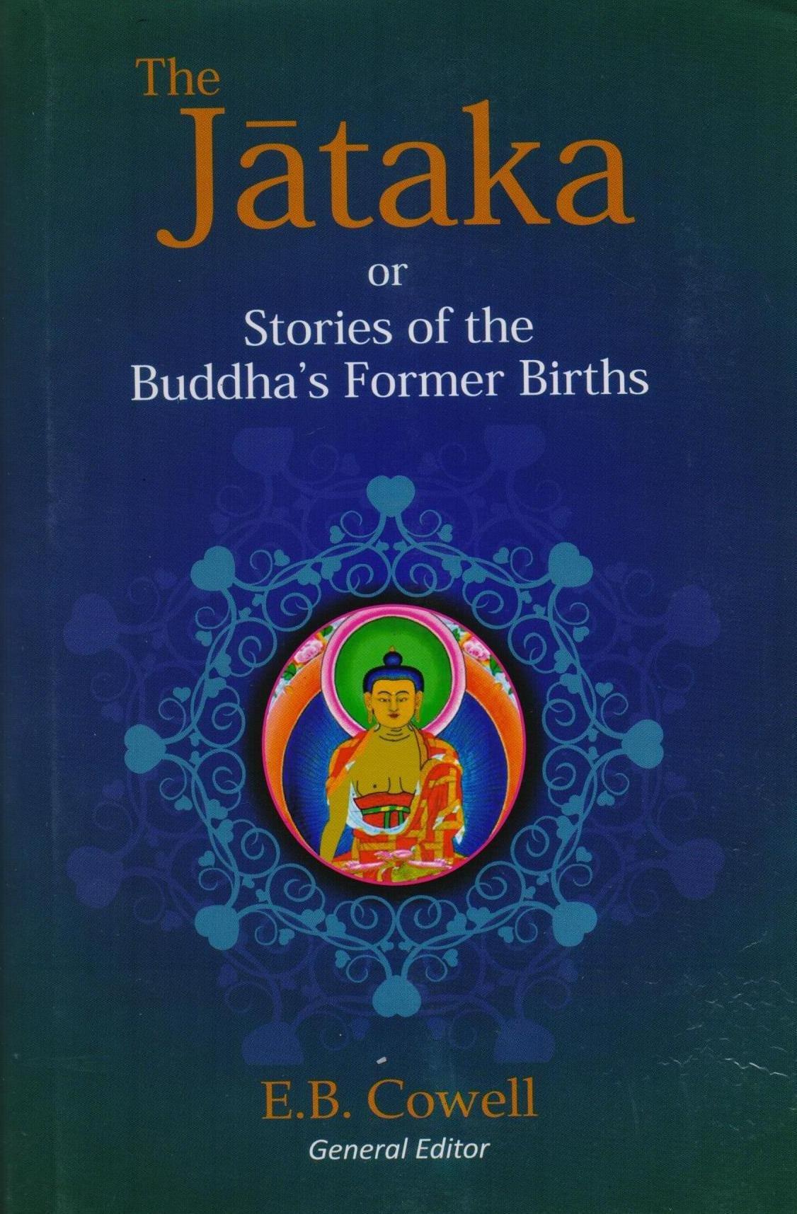 Cowell Jataka Former Births cover art