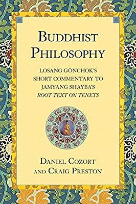 Cozort and Preston Buddhist Philosophy cover art
