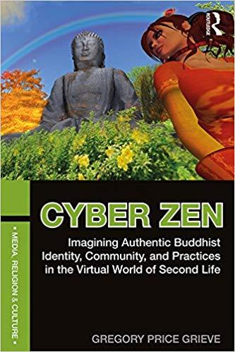 Grieve Cyber Zen cover art