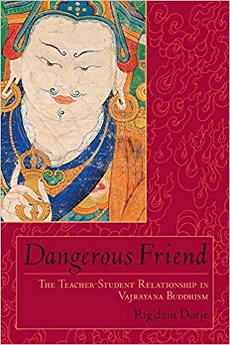 Dorje Dangerous Friend cover art