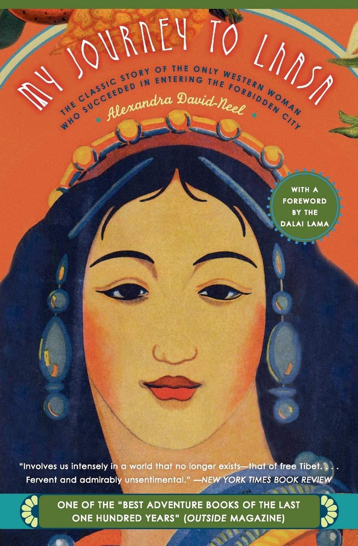 David-Néel Journey to Lhasa cover art