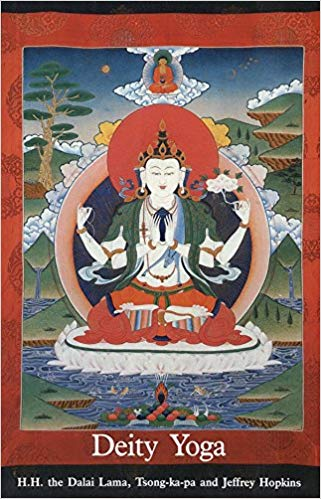Deity Yoga 1987 cover art