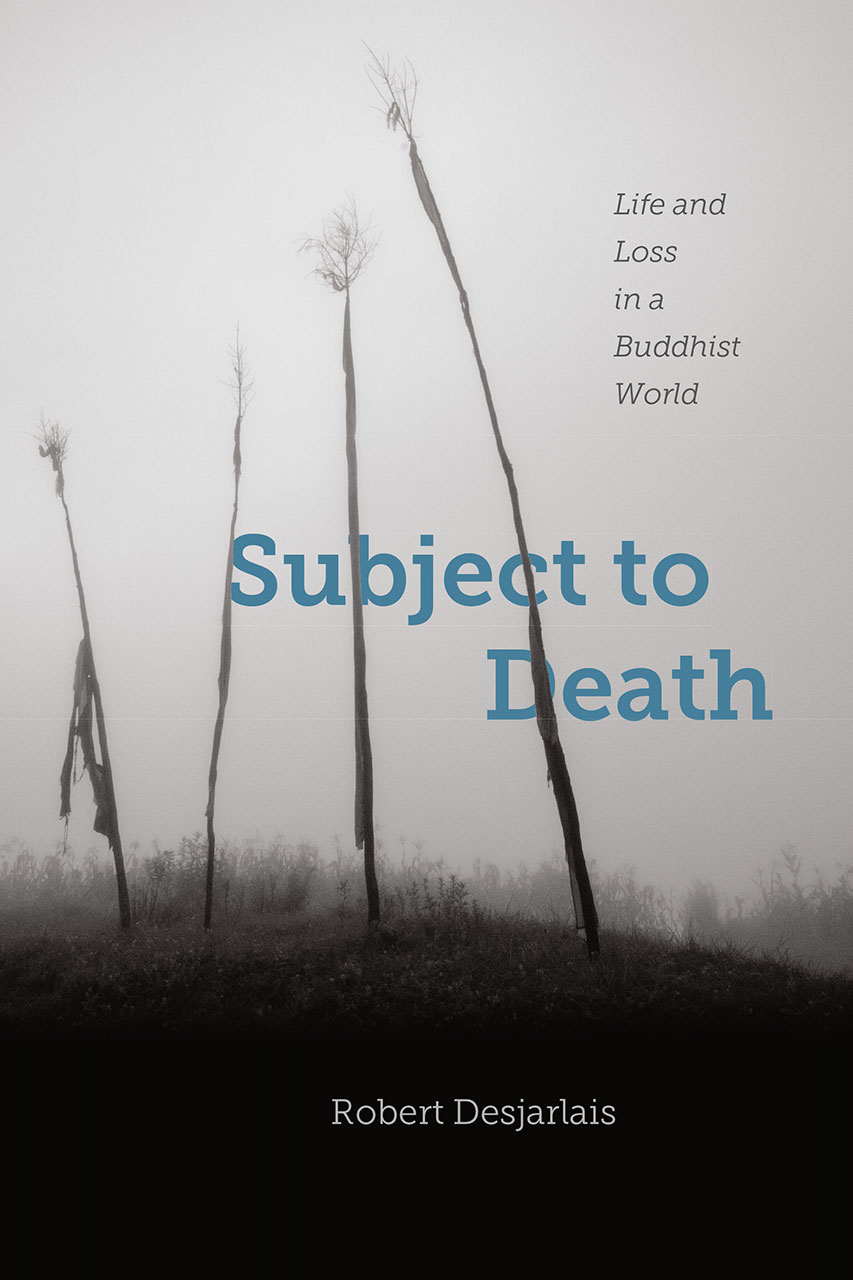 Desjarlais Subject to Death cover art