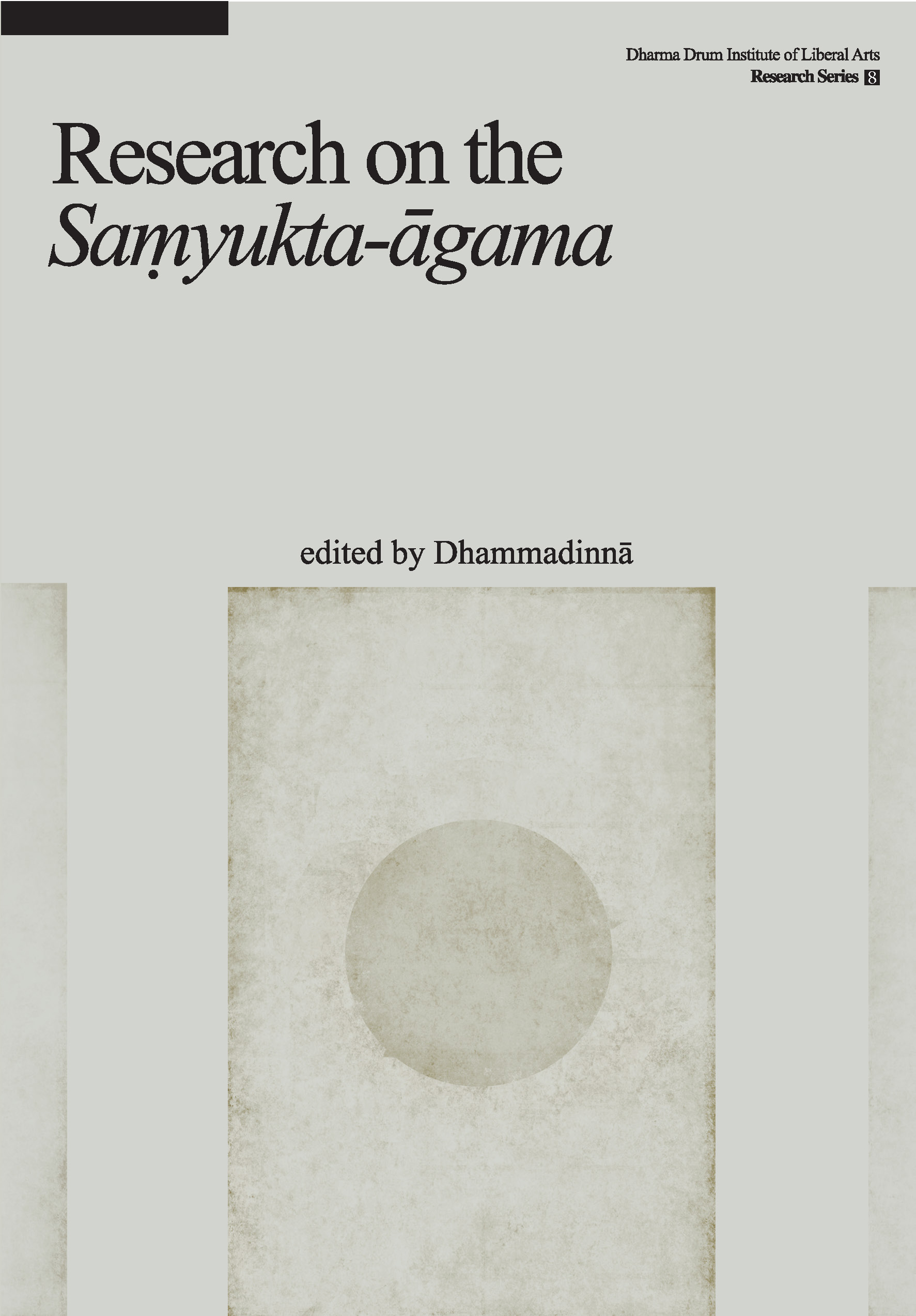 Dhammadinna Research cover art
