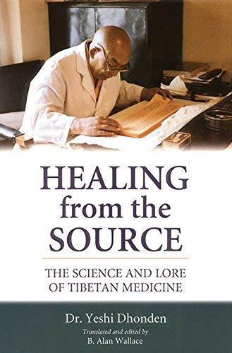 Dhonden Healing from Source cover art