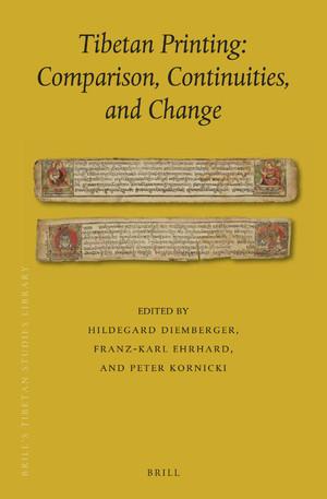 Diemberger et al Printing cover art