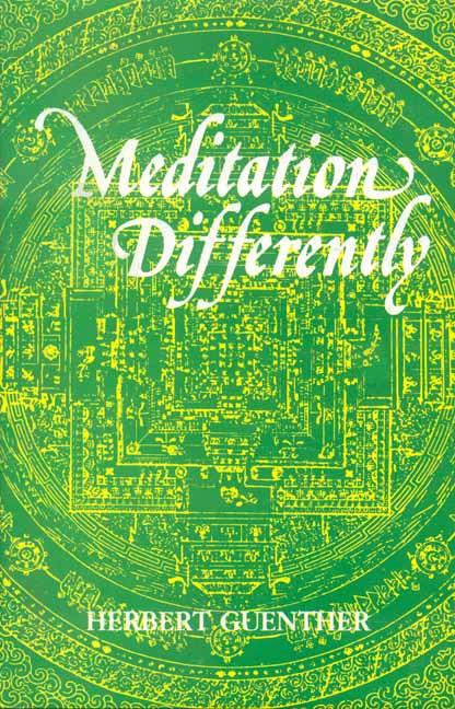 Guenther Meditation Differently cover art