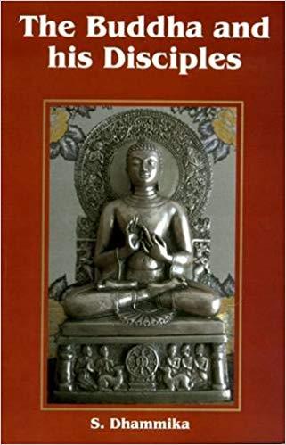 Dhammika Buddha Disciples cover art