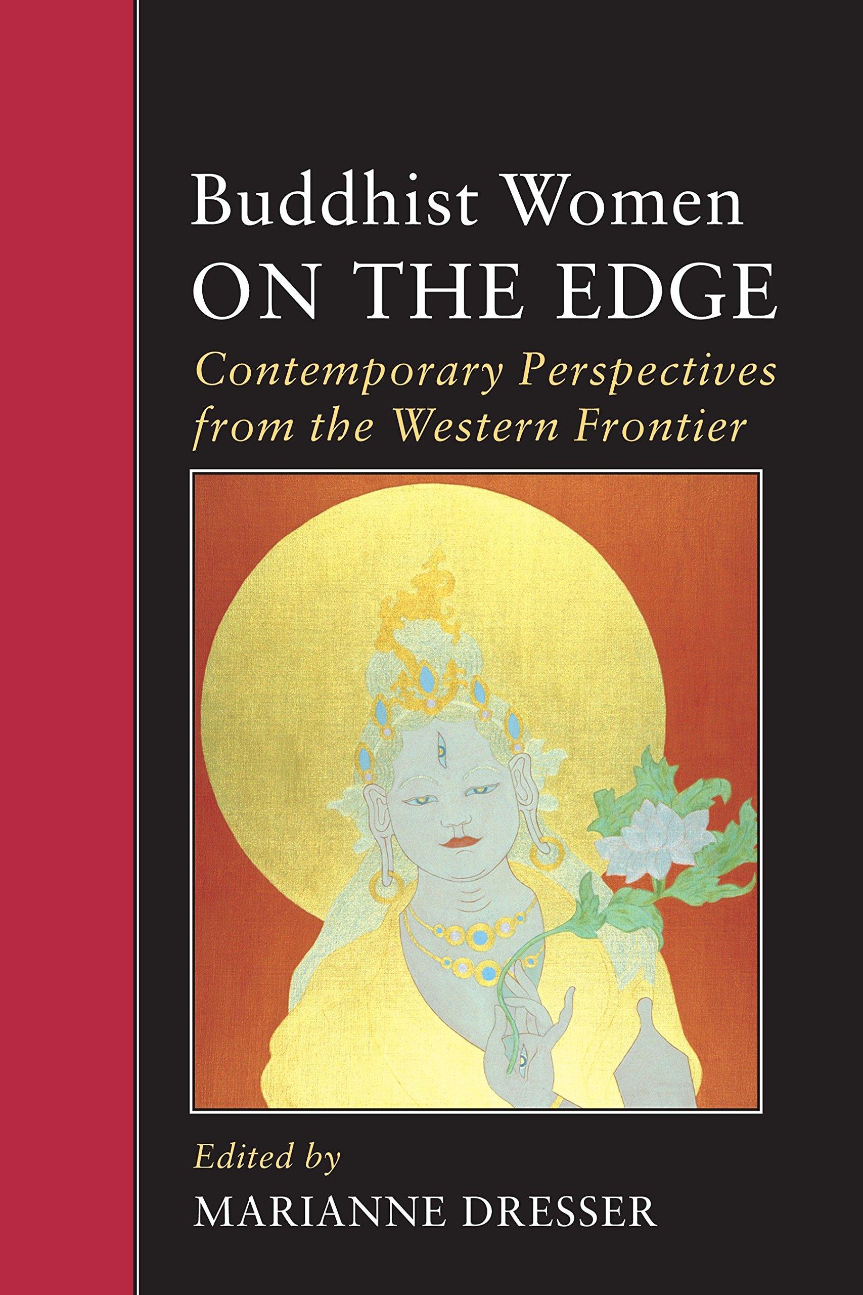 Buddhist Women on the Edge cover art