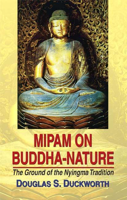 Duckworth Mipam Buddha-Nature cover art