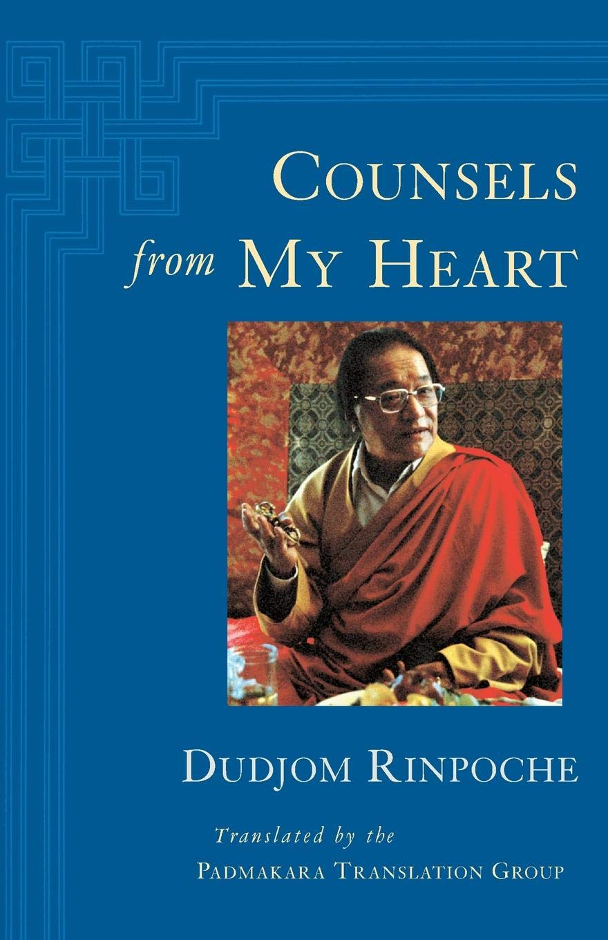 Dudjom Counsels cover art