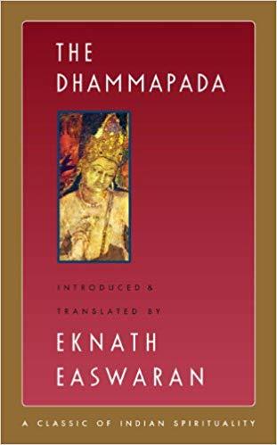 Easwaran Dhammapada cover art