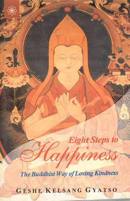 Kelsang Eight Steps cover art