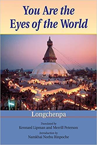 Longchenpa Eyes cover art
