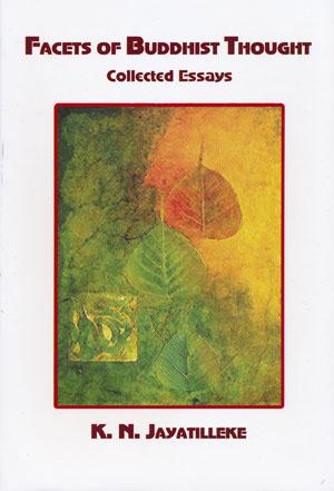 Jayatilleke Facets Thought cover art