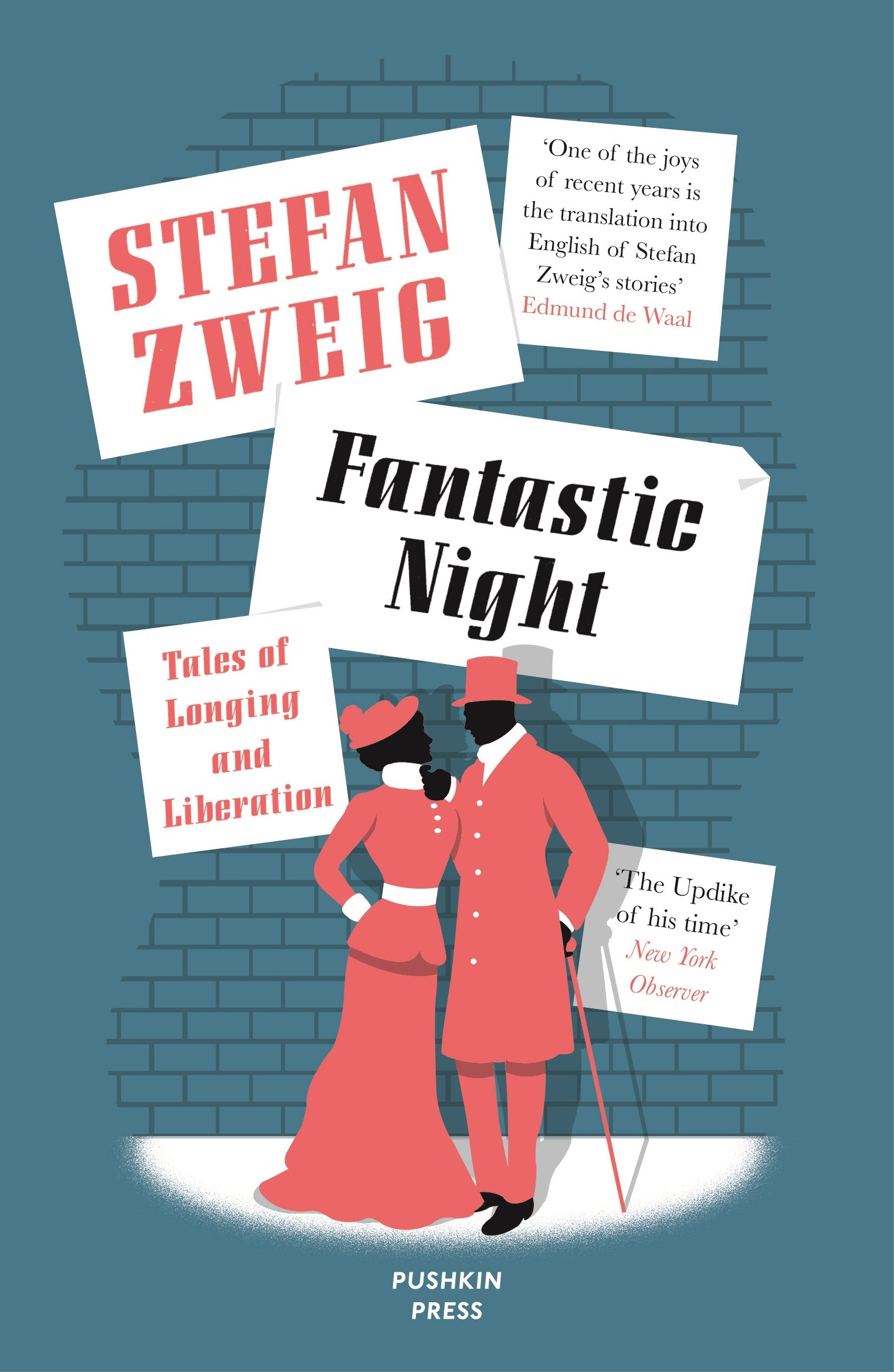 Zweig Fantastic Night cover art