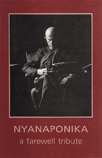 Bodhi Nyanaponika Farewell cover art