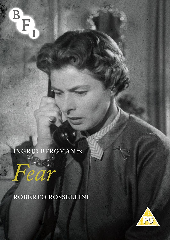 Fear film cover art