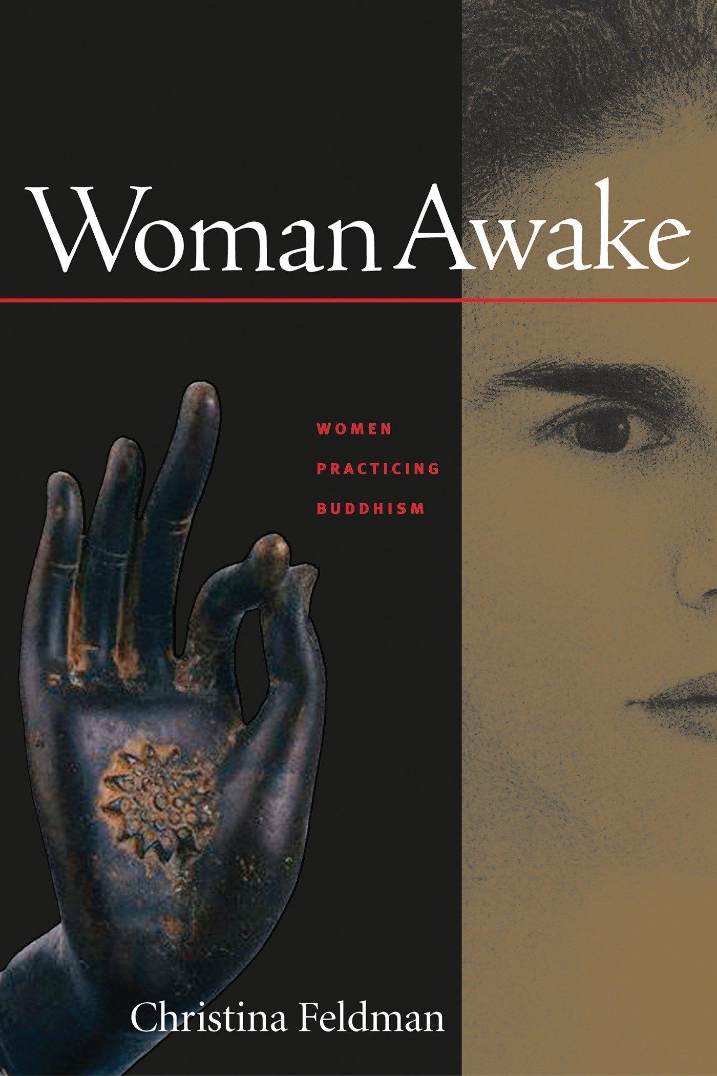 Feldman Woman Awake cover art