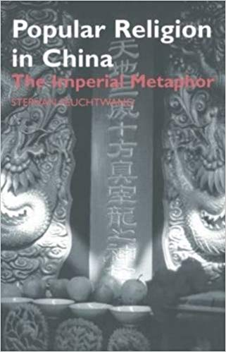 Feuchtwang Popular Religion Metaphor cover art