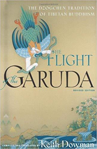 Dowman Flight of Garuda cover art