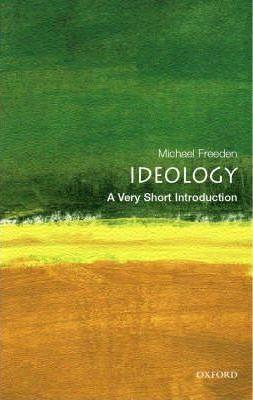 Freeden Ideology VSI cover art